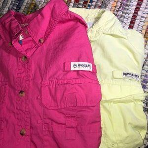 fishing or beach shirts<3
